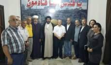 التجمع الإسلامي لدعم خيار المقاومة: شهر رمضان بدأ بإنتصار الاسرى