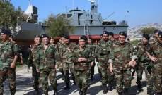 رئيس الأركان دعا العسكريين لمزيد من اليقظة والاستعداد للدفاع عن الوطن