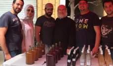"""برنامج """"خبزي خبزك"""" يطلق المعرض الاول للمنتوجات اللبنانية بأسواق بيروت"""