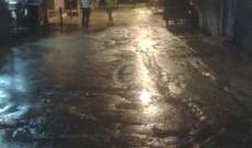 النشرة: انفجار قنبلة يدوية في مخيم عين الحلوة على الشارع الفوقاني