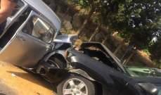 وفاة الاب تنوري في حادث سير على طريق حبوب عنايا