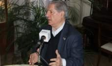 أمين الجميل: على المجموعة العربية اعطاء لبنان اهميته