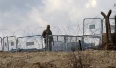 """""""الاناضول"""": تركيا ترسل تعزيزات عسكرية جديدة إلى الحدود السورية"""