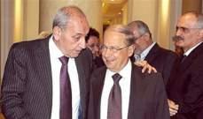 بين عون وبري: قلوب رئاسية مليانة
