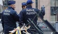 اعتقال رجل في مدينة انتويرب البلجيكية للاشتباه في قيامه بعملية دهس