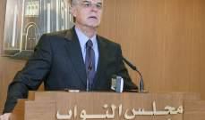 عدوان: اللبنانيون باتوا على عتبة الاتفاق على قانون جديد بعد طول انتظار