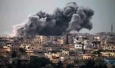 التلفزيون السوري: إصابة شخصين اثر سقوط قذيفة في محيط جامعة دمشق بمنطقة البرامكة