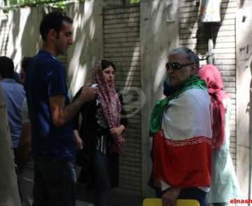 أجواء الانتخابات الايرانية في طهران\n