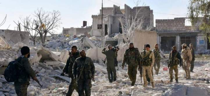 النشرة تحصل على مشاهد لمعارك الجيش السوري ضد جبهة النصرة في منطقة جوبر