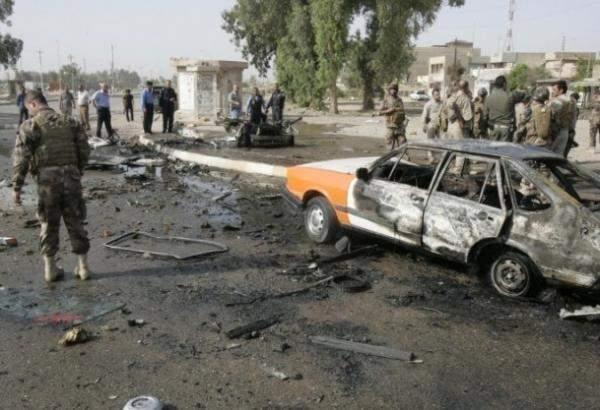 قتيلان و 7 جرحى في حصيلة أولية لانفجار سيارة مفخخة جنوب بغداد