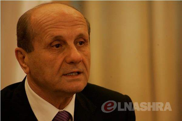 """مروان شربل لـ""""النشرة"""": من المستحيل اجراء الانتخابات في موعدها وفق قانون يعتمد النسبية"""