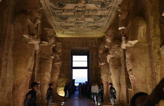 اكتشاف 12 مقبرة فرعونية قرب جبل السلسلة في أسوان