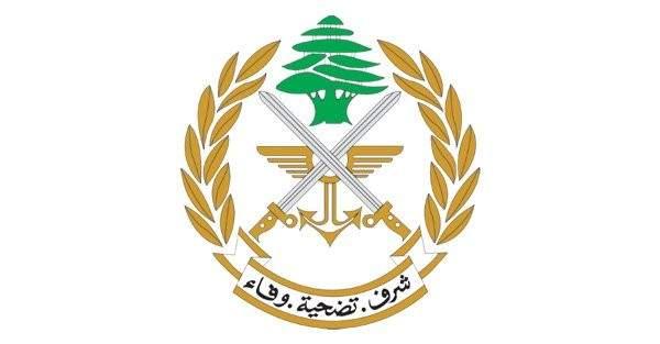 الجيش:احالة اثنين على القضاء لمشاركتهما في احداث جبل محسن وباب التبانة