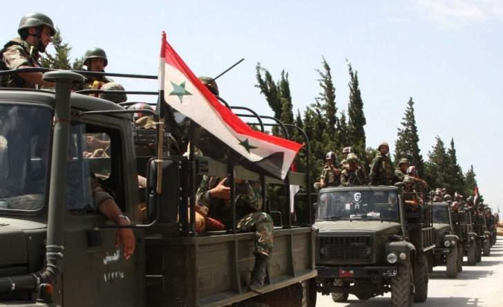 مصدر للاعلام الحربي: ليس للاميركيين أي حق في تحديد وجهة الجيش السوري
