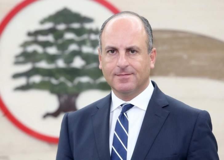 """وزير الشؤون الإجتماعية بيار أبو عاصي لـ""""النشرة"""": الواقعية السياسية تقتضي التفاهم على القانون المختلط"""