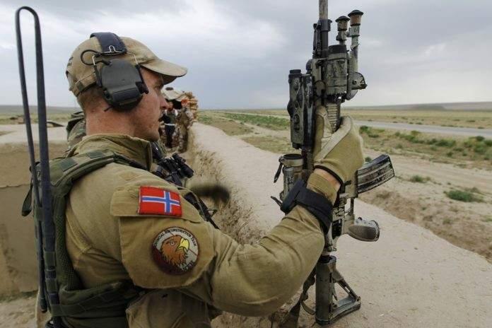 قوات نروجية تدخل الى جنوب سوريا لإنقاذ الجيش الحر