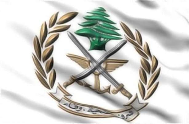 الجيش ينعي وسيم نمر الحاج الذي توفي في حادث سير أثناء مهمة عسكرية