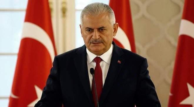 يلدريم: عملية درع الفرات ساهمت في الحفاظ على حياة المواطنين الأتراك
