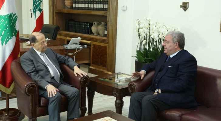 الانتخابات النيابية سر العلاقة بين عون والمشنوق