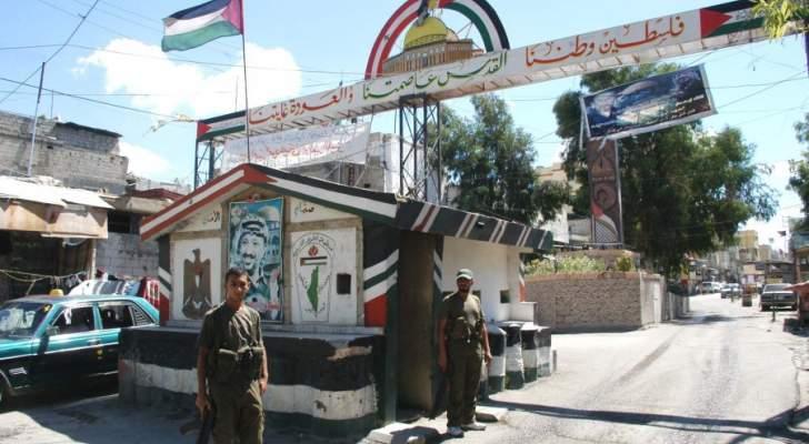 الاشتباكات في المخيمات اولى ثمار زيارة عباس الى لبنان