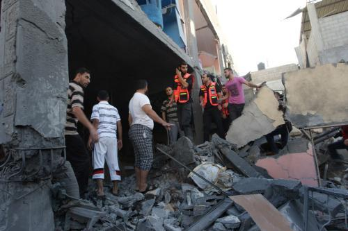 1406351758_Israel_Strikes_Gaza_as_the_Conflict_Continues_full_9.jpg