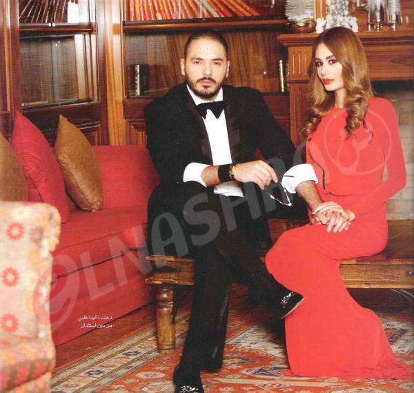 """بالصور رامي عياش يتحدث عن خطيبته داليدا""""أنوثتها الطاغية جذبتني 2013 1359711714_elnashra4881.jpg"""