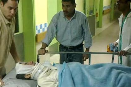 بالصور يسرى فودة بالمستشفى اصابتة حادث سيارة 1364232238_yousri-fo