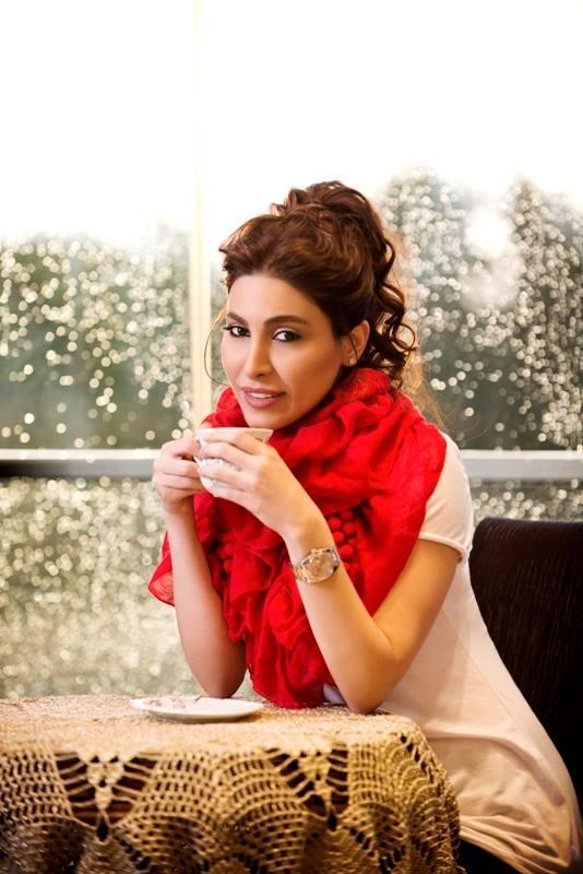 اللبنانية يارا تنشر صوراً حياتها 1378962836_1235291_1
