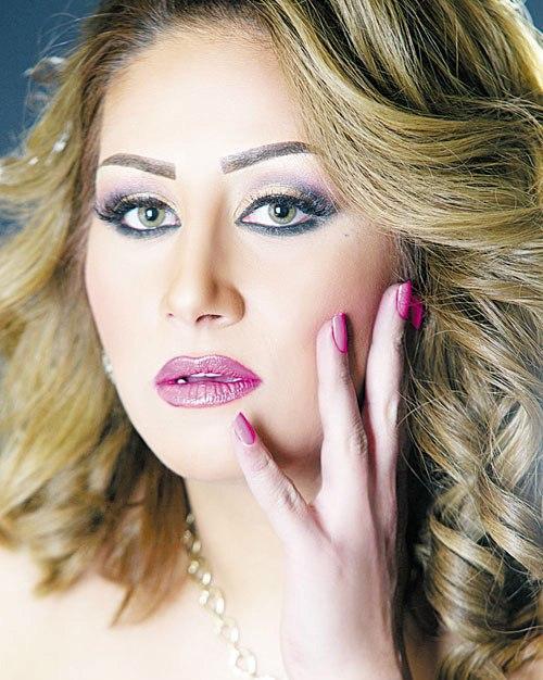 صور الممثلة العراقية راميا نبيل