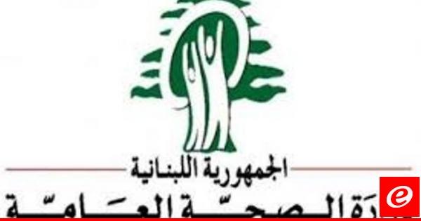 وزارة الصحة : 1153 إصابة جديدة و 4 حالات وفاة