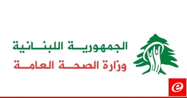 وزارة الصحة: تسجيل 20 وفاة و580 إصابة جديدة بكورونا ما رفع العدد الإجمالي للحالات إلى 534968
