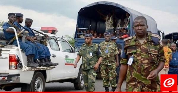شرطة جمهورية الكونغو الديمقراطية تدخل البرلمان بعد أعمال ...
