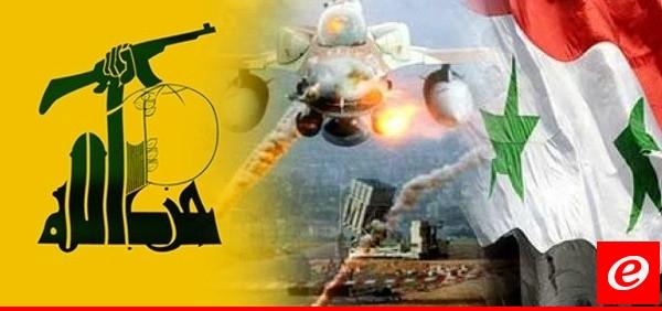 عن صواريخ حزب الله... والتراشق الصاروخي في سوريا