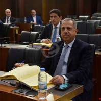 جلسة للجنة المال لبحث وإقرار موازنتي وزارتي الطاقة والصحة - محمد سلمان