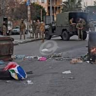 قطع طرقات في عدد من المناطق - محمد سلمان