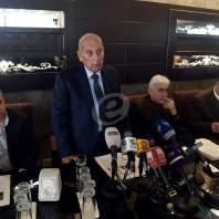 مؤتمر صحافي لنقابة أصحاب الأفران والمخابز- محمد سلمان