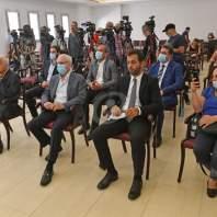 مؤتمر صحافي لنقابة مستوردي الادوية واصحاب المستودعات في لبنان-محمد سلمان