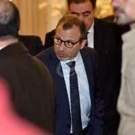 اجتماع تحضيري للقمة العربية الاقتصادية في وزارة الخارجية - محمد سلمان