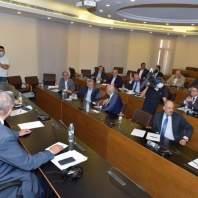 اجتماع لجنة الشؤون الخارجية والمغتربين- محمد سلمان