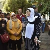 إعتصام لأهالي وطلاب الشهادات الرسمية أمام وزارة التربية- محمد سلمان