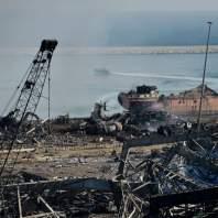انفجار المرفأ في بيروت- سلمان