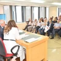 مؤتمر صحافي لاتحاد المؤسسات التربوية الخاصة في نادي الصحافة - فضل عيتاني