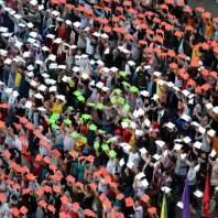 تظاهرة شعبية في صيدا بمناسبة الاستقلال
