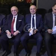 باسيل في مؤتمر اقتراح قانون تعديلي لتنظيم دخول الأجانب الى لبنان والإقامة فيه-محمد سلمان