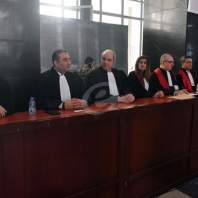 حفل قسم اليمين لطالبي الانتساب إلى نقاب المحامين في بيروت- محمد سلمان