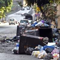 اضرار تظاهرات الامس في بيروت وعدد من المناطق - محمد سلمان