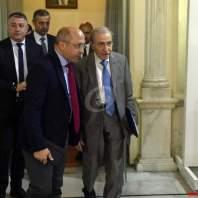 نواب كتلة التنمية والتحرير بحثوا مع باسيل بالاقتراح الجديد لقانون الانتخابات- محمد سلمان