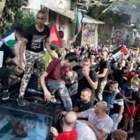 تحركات احتجاجية في مخيم عين الحلوة