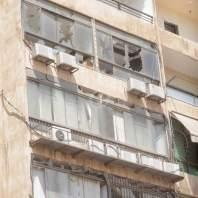 أضرار الاعتداء الاسرائيلي في الضاحية الجنوبية-محمد سلمان
