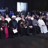 الاحتفال الشبابي الاسلامي- المسيحي بتنظيم من اللقاء العالمي المسكوني للشبيبة-محمد سلمان